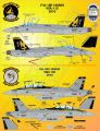 Обзор Afterburner Decals 1/48 декали для F/A-18E/F, EA-18G