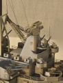 Trumpeter 1/350 Линейный корабль Massachusetts, США, 1944 г.