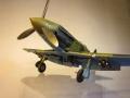 Trumpeter 1/48 МиГ-3 белая 46 ПВО Москвы