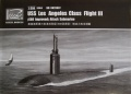 Обзор Riich Models 1/350 Los-Angeles Class (flight III) submarine