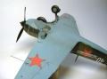 Звезда 1/48 Ла-5 ГСС Цыганова Е.Т. 4 ГИАП КБФ