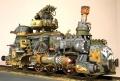 Самодел локомотив орков - Паровоз черепоклыкановых