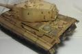 Dragon 1/35 King Tiger - Первый опыт БТТ