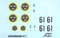 Обзор Kora Models 1/72 Sparmann S1A/P1 Jagaren