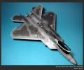 Hasegawa 1/48 F-22 Raptor - Истребитель на вес золота