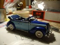 ICM 1/35 Opel Admiral Cabriolet