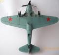 Восточный Экспресс 1/72 ЛаГГ-3 тип 66 - Советская Грузия