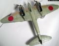 Hasegawa 1/48 Ki-45 Kai Hei Toryu - Японский сто десятый