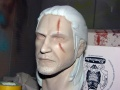 Бюст Geralt of Rivia - The Witcher