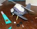 Самодел Ан-2 - Кукурузник из яйца