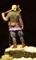 Прапор/Andrea Miniatures 54мм Viking Warlord, X век