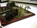 Диорама 1/35 Зил-157+Зис-151 - Этюд с грузовиками