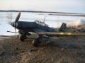 Hasegawa 1/48 Ju-87G-2 - Stuka Руделя