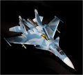 Italeri 1/72 Су-33 б/н 70