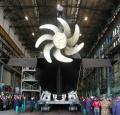 Обзор OKB Grigorov 1/350 Russian submarine projekt 677 Lada
