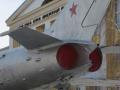 Walkaround Миг-19П перед УГАТУ в Уфе