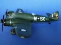 Hasegawa 1/72 Bristol Beaufighter Mk.21 - Зеленое привидение