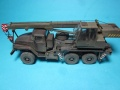 Конверсия Balaton Model+ICM 1/72 Автокран КС-2573