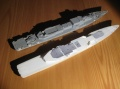 Dragon 1/700 эскадренный миноносец пр.956 Бесстрашный