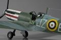 Tamiya 1/72 Spitfire Mk.IA 57.OTU pilot F/O J. Ginger Lacey