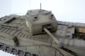 AFV Club 1/35 Churchill Mk. III - Крокодил РККА