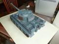 Tamiya 1/16 Tiger I - Нелепый гигант в три кило