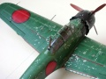 Tamiya 1/48 A6M5a Zero - Самый японский японец