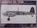 Обзор Pavla 1/72 Henschel Hs-129A