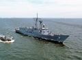 Обзор Academy 1/350 USS Reuben James FFG-57 Special Editoin