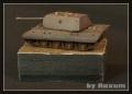 Dragon 1/144 E-100 - Шушпанцер с изюмом