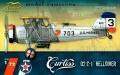 Обзор Esoteric Models 1/72 F8C-4/O2C Helldiver - Самолет, фильм, модель