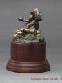 Brother-Vinni 28mm Brotherhood of Steel Paladin - Бронированный солдат