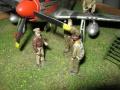 Диорама Revell 1/48 P-51D Mustang