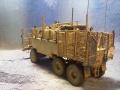 Конверсия Bronco 1/35 Buffalo MPCV 6x6 with MEAP & slat armor