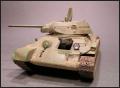 HobbyBoss 1/48 T-34 - Как я отдохнул от авиации