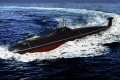OKB Grigorov 1/350 АПЛ проекта 671РТМК Б-138 Обнинск