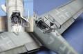 Конверсия Hasegawa+Звезда 1/48 Bf-109G-6/AS - Жуткая смесь