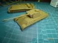 Звезда 1/72 T-V Panter Ausf. D серия Сборка без клея