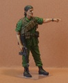 Bravo-6 1/35 U.S. Infantry Staff Sergeant, Vietnam 68 Сержант Барнс