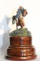 Andrea Miniatures/Прапор 54мм Dwarf Lord Drunegar Runekeeper Фигурка гнома