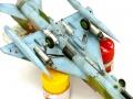 Eduard 1/48 МИГ-21СМТ, борт 09 желтый