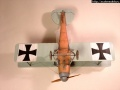 Eduard 1/48 Albatros D.II - D.504/16 Rudolf von Esebeck