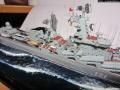 Trumpeter 1/700 Ракетный крейсер Москва