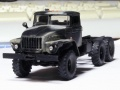 Конверсия ICM+Armory 1/72 АПА-5Д Кубинка, 2007