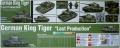 Обзор Academy 1/35 King Tiger