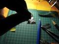 Как изготовить панели с жабрами вентиляции пушек