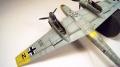 Eduard 1/72 Bf-110E – Зимний Мух