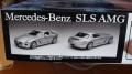 Обзор FUJIMI 1/24 Mercedes SLS AMG