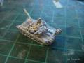 GHQ 1/285 Т-80БВ - Блоха с реактивной броней