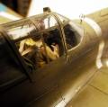 Hasegawa 1/48 P-40M Kittihawk MK.III Geoffrey Fisken